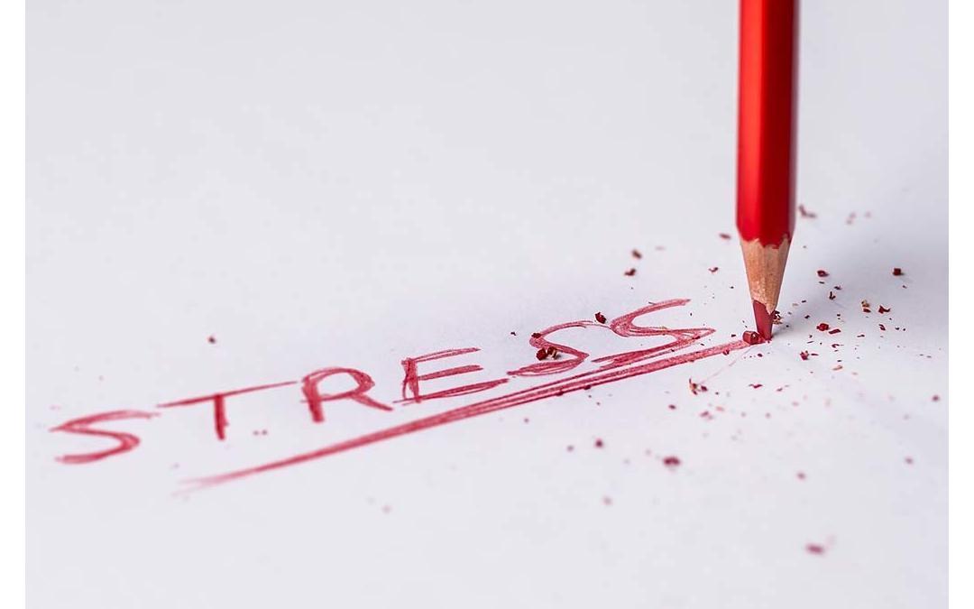 Chronische stress; burnout ligt op de loer!
