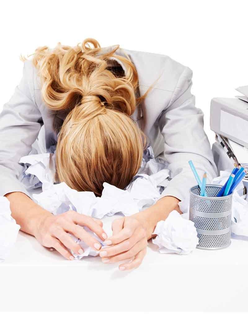 burnout en werk